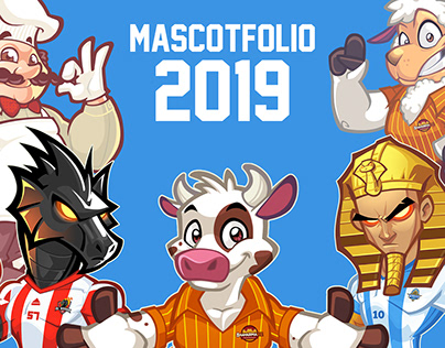 Mascotfolio V1