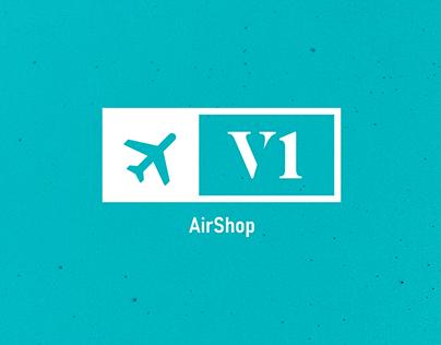 V1AirShop - Ropa y accesorios con diseños aeronáuticos