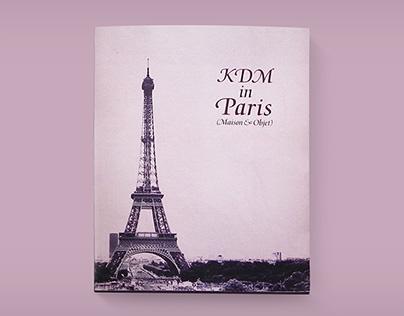KDM in Paris