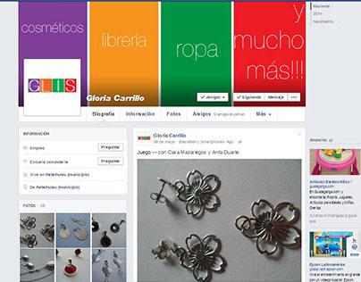 social media para variedades GLIS