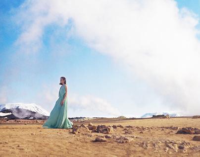 "Icelandic series p.2 ""Liosalfar"""
