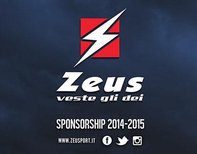 Teamsport Apparel Design for Zeus