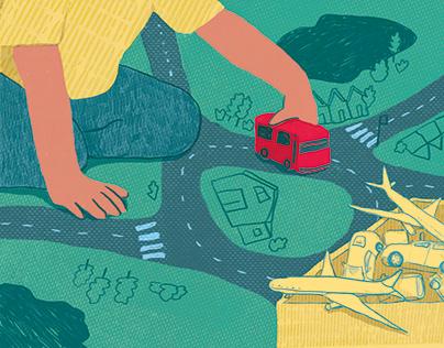 Editorial illustration for Transform