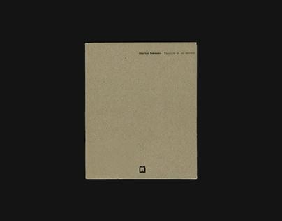 Libro visivo - Taccuino di un vecchio sporcaccione