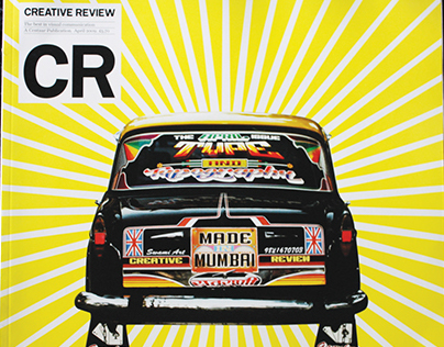 Creative Review - Cover Design, Article & Short film