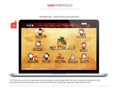 WEB PORTFOLIO 2013-14