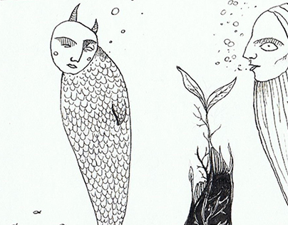 Sketch-Ink Book