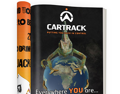 Cartrack Advert