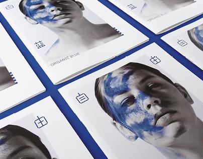Organic Blue | 自由藍