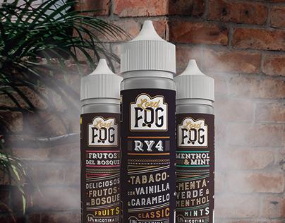 Lord Fog | Branding & Web
