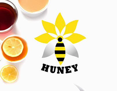 Huney UK Logo Design