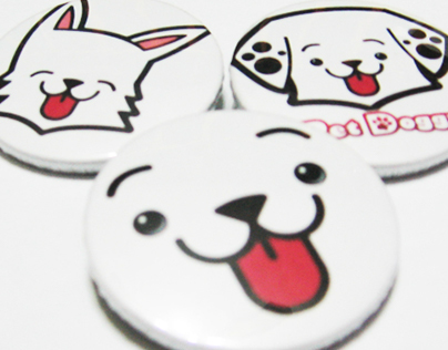 Pins, Pet Doggy