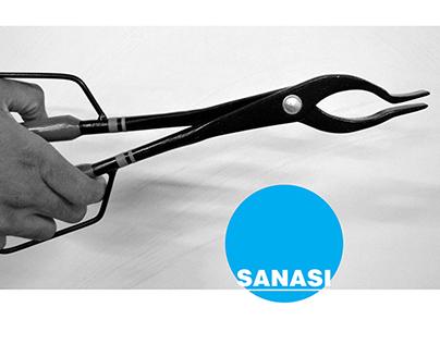 SANASI : Traditional Blacksmith Tongs