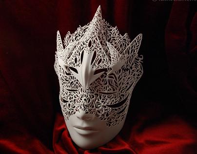 Dreamer Mask: Beacon (3D printed)