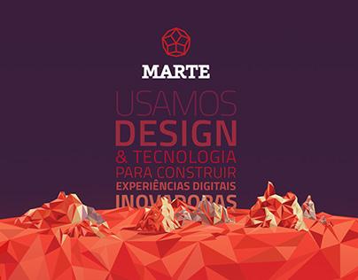 Marte Design - iPad UX and Visual Design