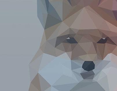 Low Poly Fox