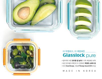 GLASSLOCK Advertisement