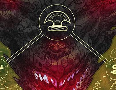 Supernaut #4 - Comic Book Cover