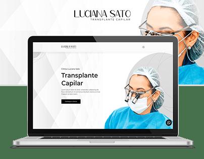 Website - Luciana Sato