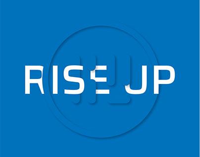 RISE UP | Rebranding