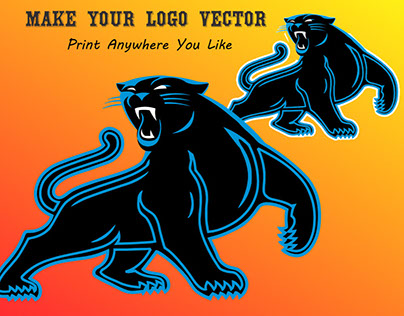 Vectorize Logo or Image to use anywhere you want