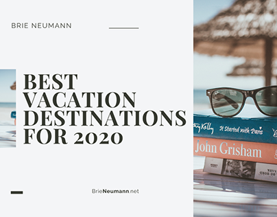 Best Vacation Destinations for 2020