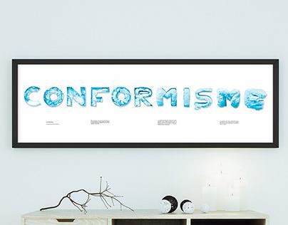 Typographie - Conformisme