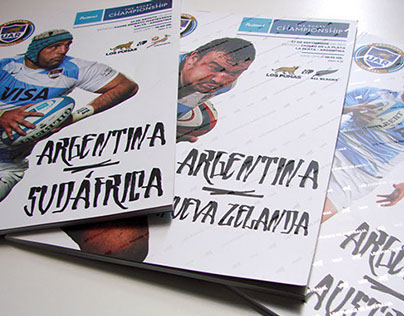 Programas Personal Rugby Championship 2014