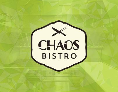 Chaos Bistro Food Truck Branding