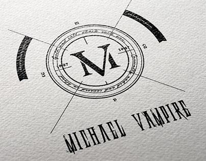 """Michael Vampire"" Logos"