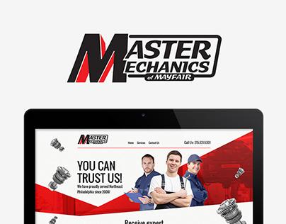 Master Mechanics of Mayfair Web Design