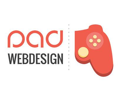 PAD webdesign