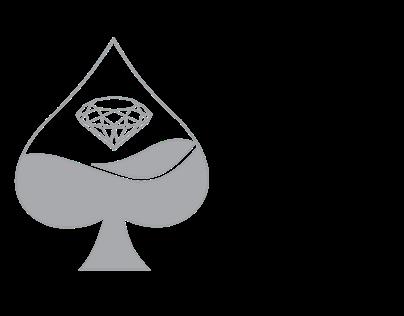 LOGO DIAMOND WHISKY BAR - GOIANIA