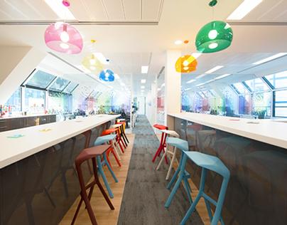 Office Design Project For Gemserv