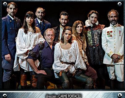 Theater: LAD DOS BANDOLERAS, Lope de Vega