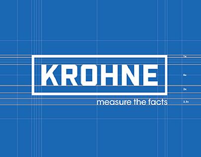 Krohne Rebrand