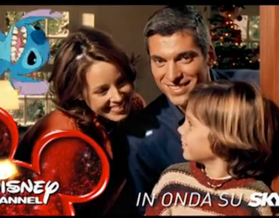 "The Disney Channel ""Christmas Call"""