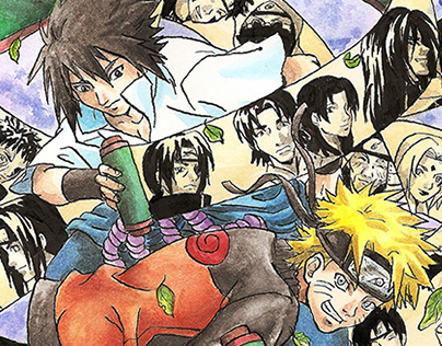 Naruto: Shonen Jump Covers