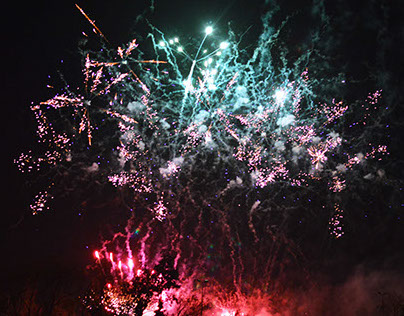 Walthamstow Firework Display