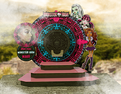 Monster High Fashion tribe