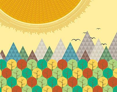 Sun Valley 2015 Calendar