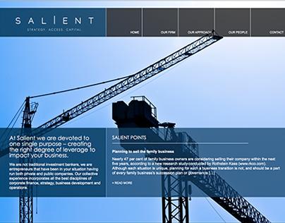 Salient Finance Corporation
