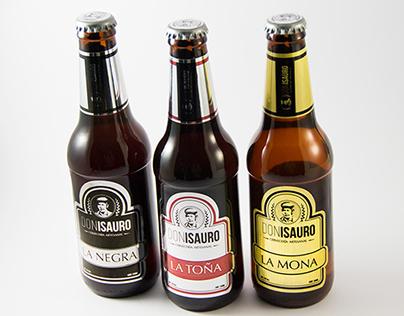 Don Isauro Cervecería artesanal.