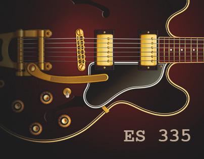 ES 335 Tribute