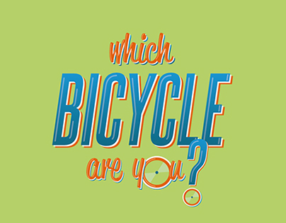 Which bicycle are you?