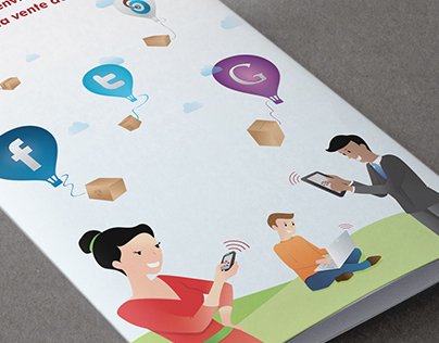 Brochure - Pôle e-commerce