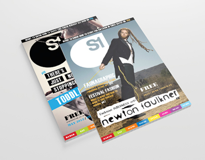 S1 Magazine - Featured Articles