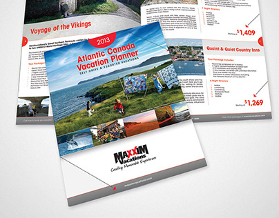 Maxxim Vacations 2013 Vacation Planner