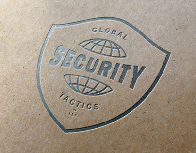 """Global Security Tactics"" Logos"