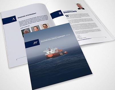 Newfoundland Transshipment Shareholders Report 2013